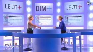 Anne-Sophie Lapix dans Dimanche Plus - 18/09/11 - 02