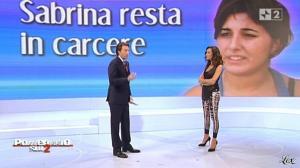 Caterina Balivo dans Pomeriggio sul Due - 23/11/10 - 02
