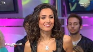 Caterina Ballivo dans Pomeriggio Sul Due - 12/11/10 - 01