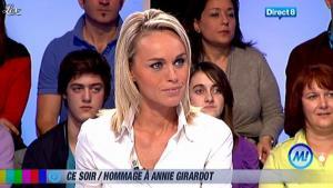 Cécile De Menibus chez Morandini - 01/03/11 - 01