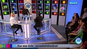 Cécile De Menibus chez Morandini - 01/03/11 - 02