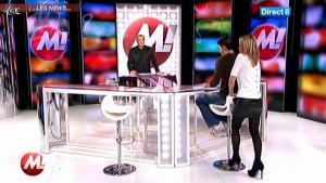 Cécile De Menibus chez Morandini - 16/11/11 - 01