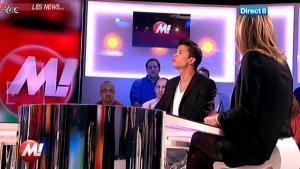 Cécile De Menibus chez Morandini - 16/12/11 - 02