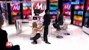 Cécile De Menibus chez Morandini - 22/11/11 - 03