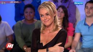 Cécile De Menibux chez Morandini - 24/11/11 - 03