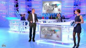 Emilie Besse dans la Nouvelle Edition - 07/12/11 - 01