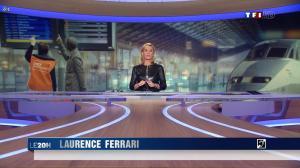 Laurence Ferrari au JT de 20h - 07/12/11 - 12