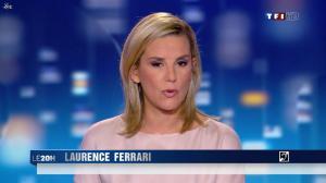 Laurence Ferrari au JT de 20h - 08/12/11 - 02