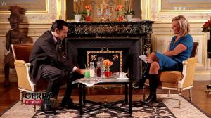 Laurence Ferrari dans Laurent Gerra ne s interdit Rien - 10/12/11 - 08