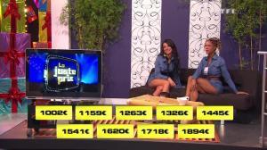 Les Gafettes, Doris Rouesne et Fanny Veyrac dans le Juste Prix - 11/11/11 - 13
