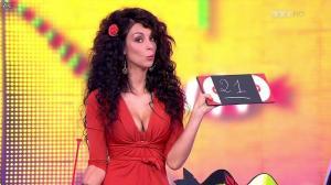 Fanny Veyrac dans le Juste Prix - 08/12/11 - 04