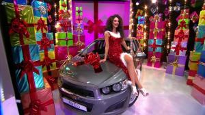 Fanny Veyrac dans le Juste Prix - 23/12/11 - 01