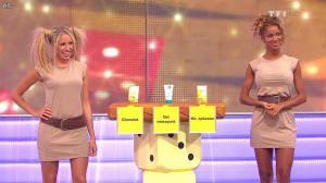 Les Gafettes, Nadia Aydanne, Doris Rouesne et Fanny Veyrac dans le Juste Prix - 09/11/11 - 11