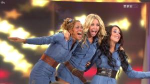 Les Gafettes, Nadia Aydanne, Doris Rouesne et Fanny Veyrac dans le Juste Prix - 11/11/11 - 03