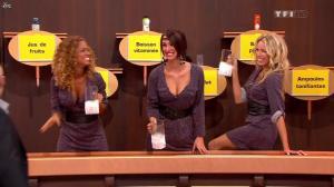 Les Gafettes, Nadia Aydanne, Doris Rouesne et Fanny Veyrac dans le Juste Prix - 15/11/11 - 01
