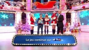 Les Gafettes, Nadia Aydanne, Doris Rouesne et Fanny Veyrac dans le Juste Prix - 16/12/11 - 09