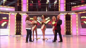 Les Gafettes, Nadia Aydanne, Doris Rouesne et Fanny Veyrac dans le Juste Prix - 18/11/11 - 12