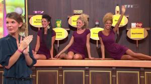 Les Gafettes, Nadia Aydanne, Doris Rouesne et Fanny Veyrac dans le Juste Prix - 24/11/11 - 01