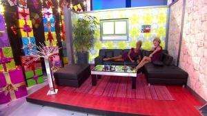 Les Gafettes, Nadia Aydanne et Doris Rouesne dans le Juste Prix - 24/11/11 - 02