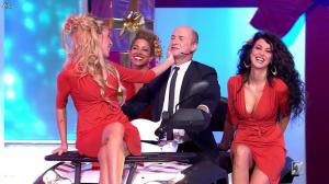 Les Gafettes, Nadia Aydanne et Fanny Veyrac dans le Juste Prix - 08/12/11 - 01