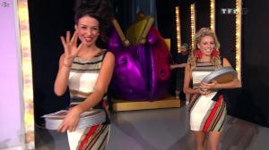 Les Gafettes, Nadia Aydanne et Fanny Veyrac dans le Juste Prix - 18/11/11 - 01