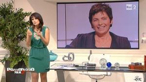 Lorena Bianchetti dans Pomeriggio sul Due - 22/11/10 - 04
