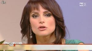 Lorena Bianchetti dans Pomeriggio sul Due - 22/11/10 - 05
