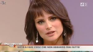 Lorena Bianchetti dans Pomeriggio sul Due - 22/11/10 - 07