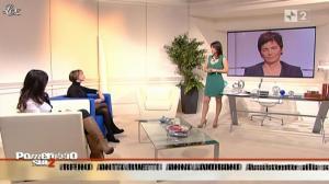 Lorena Bianchetti dans Pomeriggio sul Due - 22/11/10 - 08