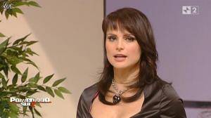 Lorena Bianchetti dans Pomeriggio sul Due - 23/11/10 - 06