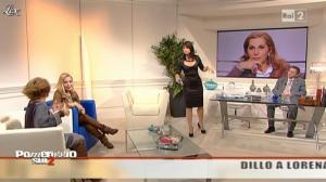 Lorena Bianchetti dans Pomeriggio sul Due - 23/11/10 - 07