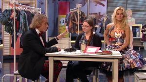 Michelle Hunziker dans Wetten Dass - 03/12/11 - 13