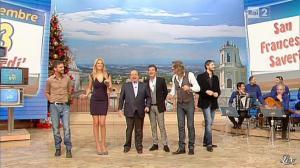 Adriana Volpe dans I Fatti Vostri - 03/12/12 - 02