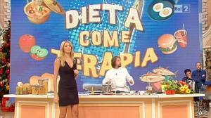 Adriana Volpe dans I Fatti Vostri - 03/12/12 - 05