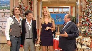 Adriana Volpe dans I Fatti Vostri - 03/12/12 - 10