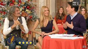 Adriana Volpe dans I Fatti Vostri - 03/12/12 - 14