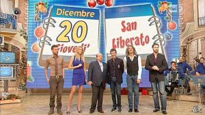 Adriana Volpe dans I Fatti Vostri - 20/12/12 - 01