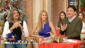 Adriana Volpe dans I Fatti Vostri - 20/12/12 - 15