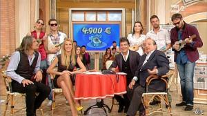 Adriana Volpe dans I Fatti Vostri - 29/11/12 - 08
