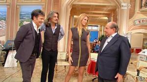 Adriana Volpe dans I Fatti Vostri - 29/11/12 - 10