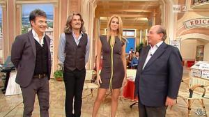Adriana Volpe dans I Fatti Vostri - 29/11/12 - 11