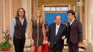 Adriana Volpe dans I Fatti Vostri - 29/11/12 - 17