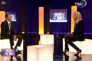 Agathe Lecaron dans Surprise sur Prise - 25/12/08 - 02
