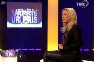Agathe Lecaron dans Surprise sur Prise - 25/12/08 - 04