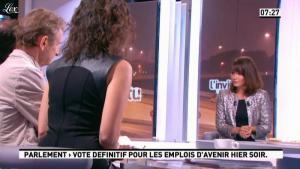 Apolline De Malherbe et Emmanuelle Duez dans la Matinale - 10/10/12 - 10