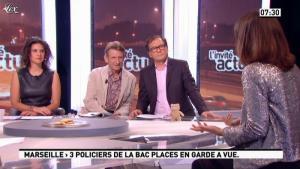 Apolline De Malherbe et Emmanuelle Duez dans la Matinale - 10/10/12 - 17