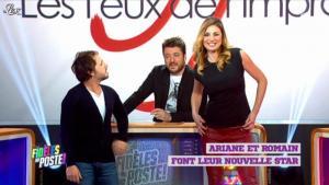 Ariane Brodier dans Fideles au Poste - 20/12/12 - 01