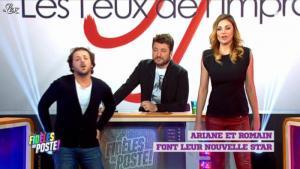 Ariane Brodier dans Fideles au Poste - 20/12/12 - 02