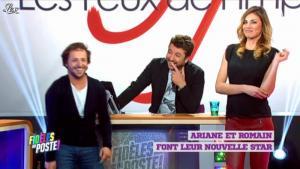 Ariane Brodier dans Fideles au Poste - 20/12/12 - 05