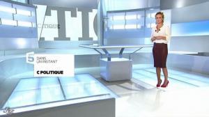 Caroline Roux dans C Politique - 07/10/12 - 02